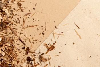 Notweed papir